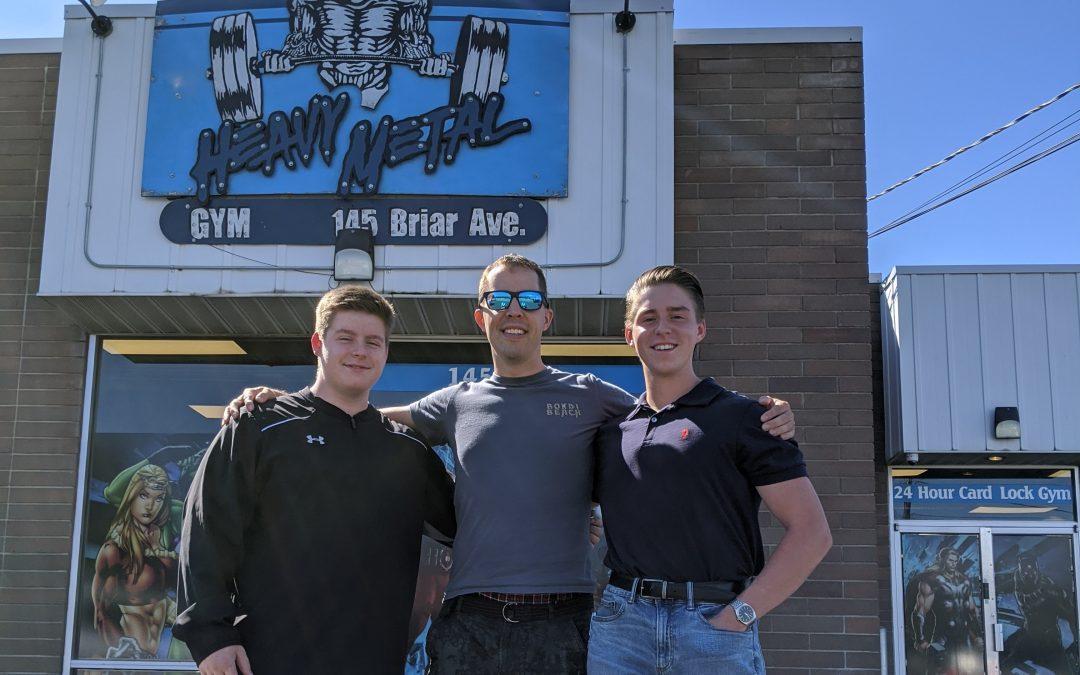 Heavy Metal Gym Team